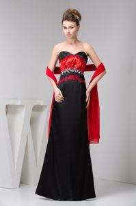Two-toned Sweetheart Beading Mother of the Groom Dress Hot Sale